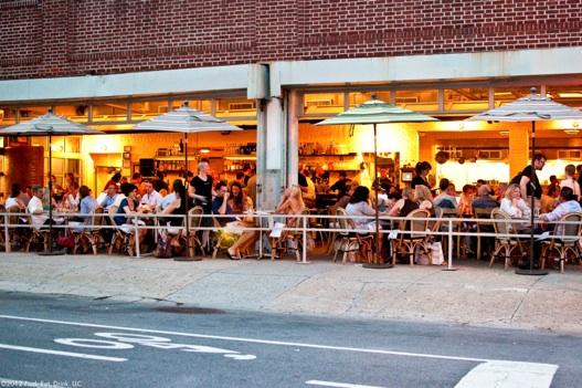 New Restaurants Hudson Street Nyc
