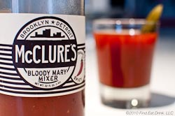 McClures Spicy Bloody Mary Mix